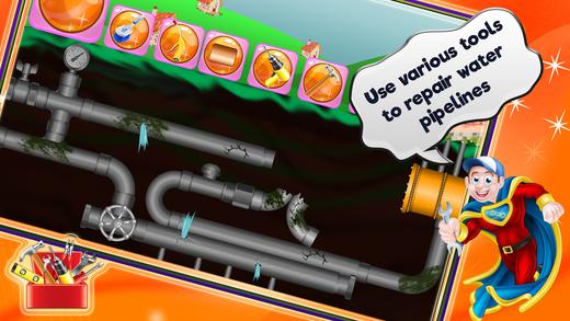 管道工管道维修 - 小修理工修理房子的卫生管道