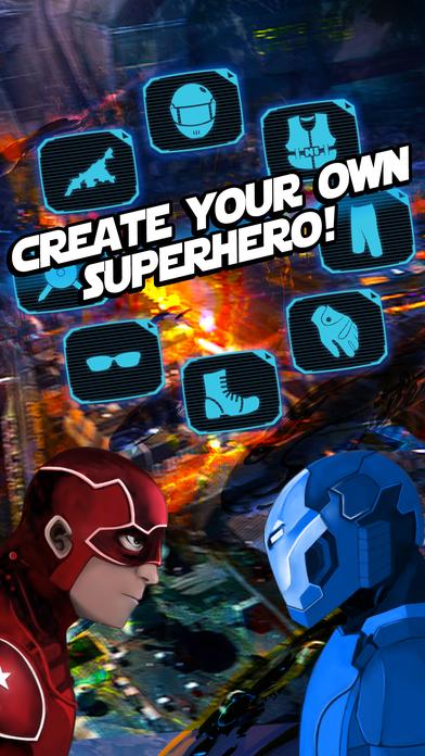 超级英雄 - 来创造属于我的世界,经典单机免费小游戏
