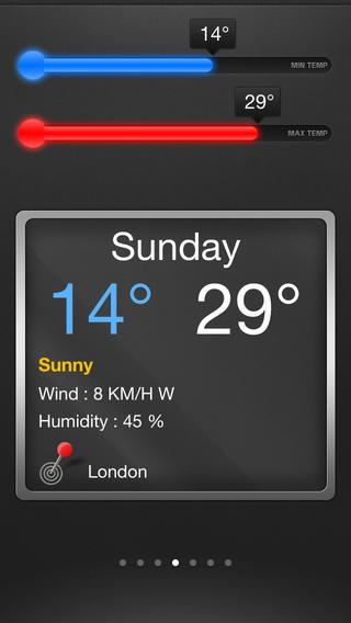 温度计 天气