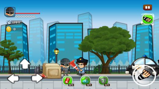 强盗和警察n冒险游戏2