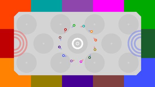 12 orbits • 本地多人游戏 2, 3, 4, 5, 6... 12 位玩家