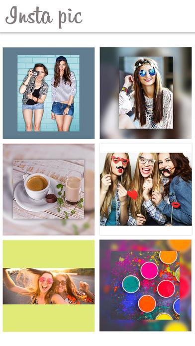 模糊的白框 - 图片PIC的社交网络