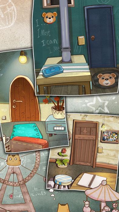 密室逃脱之100道门 - 手绘卡通逃亡游戏