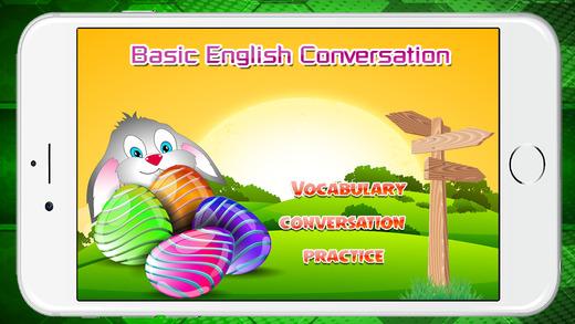 基本会话和词汇学前儿童
