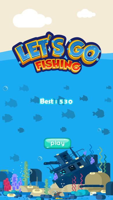 Let's Go Fishing - 钓鱼游戏