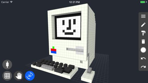 3D Pixel Artist - 体素设计