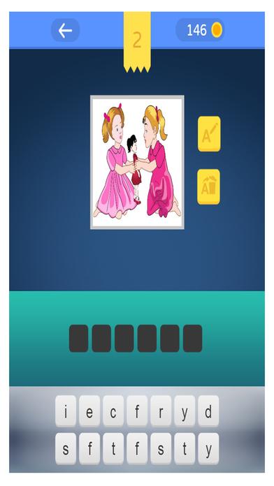 学英语文字游戏为孩子