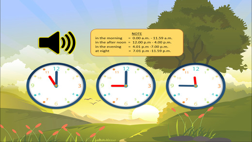 學會告訴時間適合為孩子們模擬時鐘