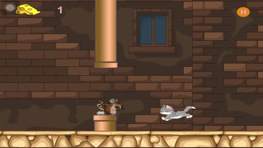 老鼠陷阱游戏!