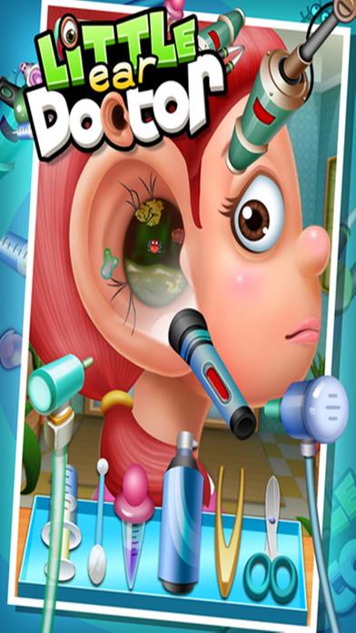 小小耳朵医生 - 免费游戏