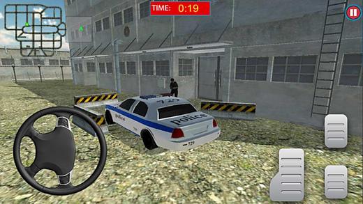 极端疯狂的警察犯罪追逐司机模拟器