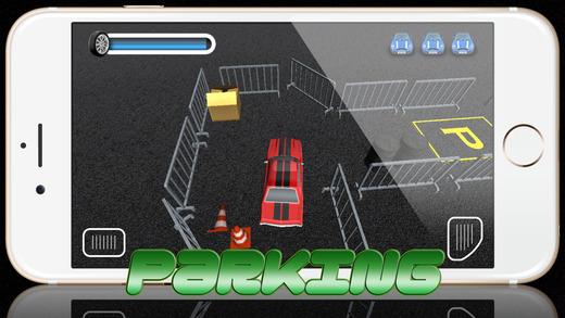 3D汽车停车处学校模拟器专家轻