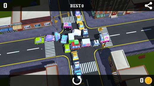 Rush City Traffic : 疯狂赛车游戏下载