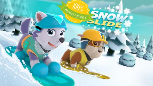 雪山大冒险3:滑雪游戏X雪崩救援