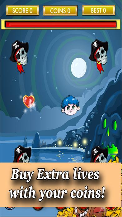 骷 髅 逃跑避免你的敌人