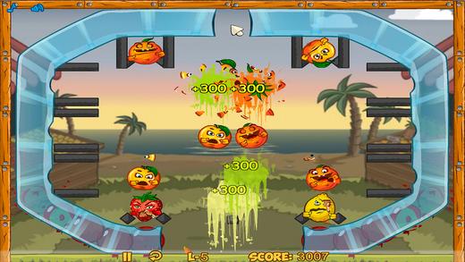 水果的战争 — 物理解谜游戏