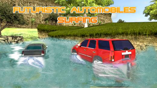 水上冲浪和水下浮动模拟器