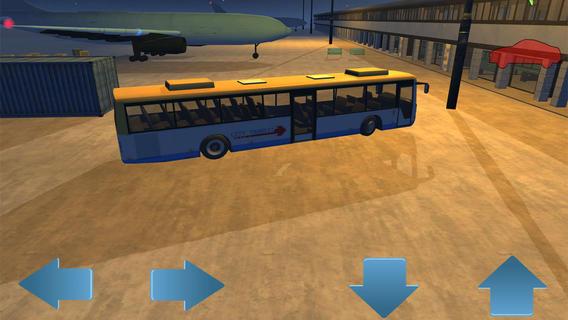 3D高仿机场巴士停车大挑战 豪华版