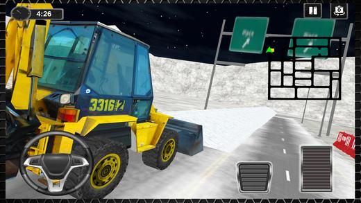 大雪铲 - 冬季救援作战3D