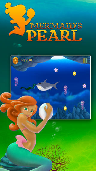 美人魚的明珠 — — 海洋天堂故事 - Mermaid's Pearl - An Ocean Paradise Tale