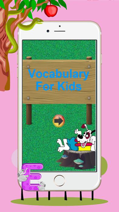 免费英语词汇孩子们:学习单词天语