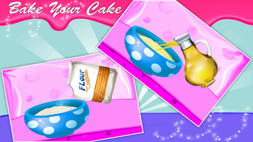 蛋糕制造商 - 甜美的烹饪