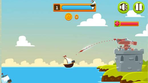 海岸防御 - 塔防海战游戏