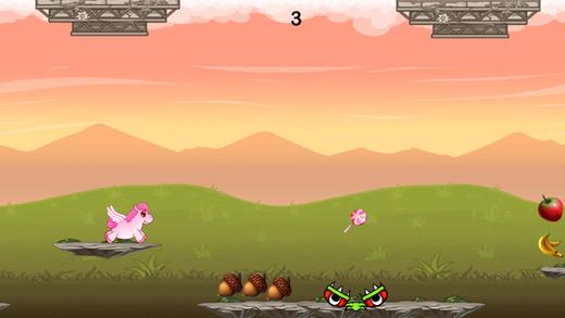 粉红小马跑者