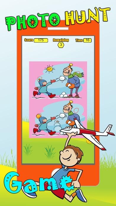 尋找 圖像 谜题 孩子遊戲 儿童免费 2