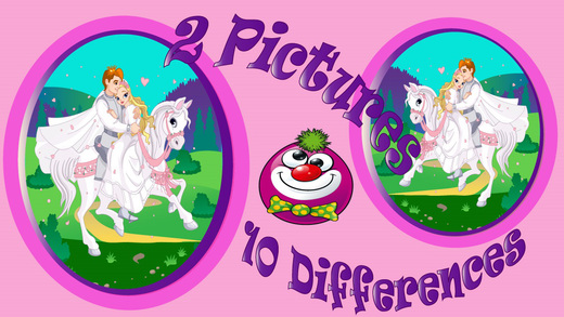 10公主的差异游戏