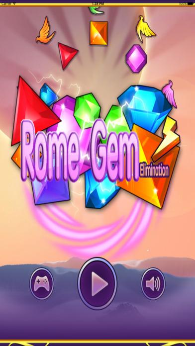 罗马宝石战记—万圣节之夜宝石连连看