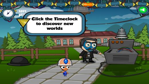 时间机器4- 时间旅行冒险智力游戏 (混乱的时间秩序)