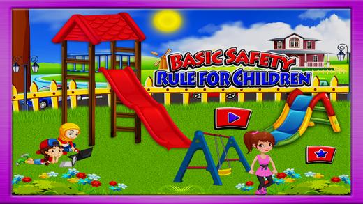 儿童的基本安全规则 - 让孩子安全