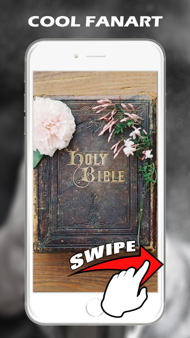 圣经名言和灵感壁纸