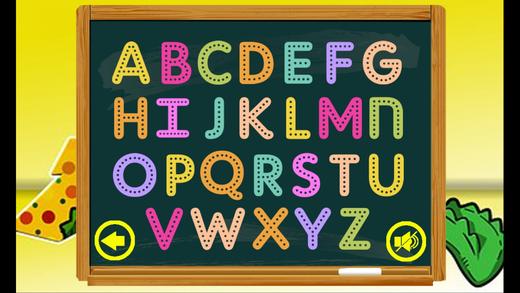 ABC英语单词为孩子学习好玩游戏