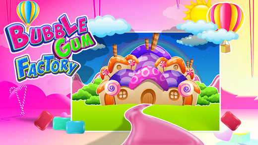 泡泡糖厂 - 做出美味的甜品在这个狂欢的食物游戏小厨师