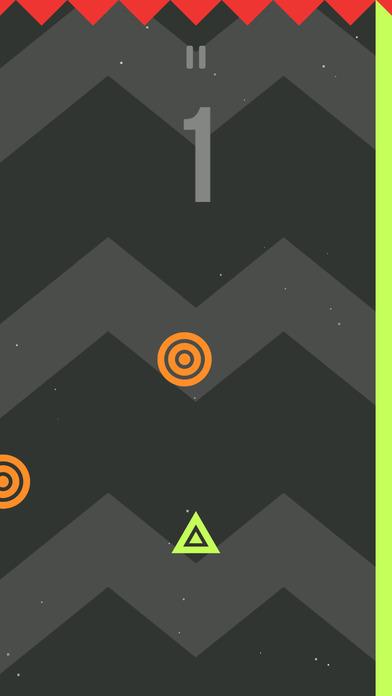 几何射击极简的飞碟射击游戏