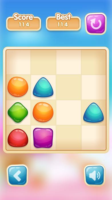 糖果消除 - 2048 消除小游戏 糖果版