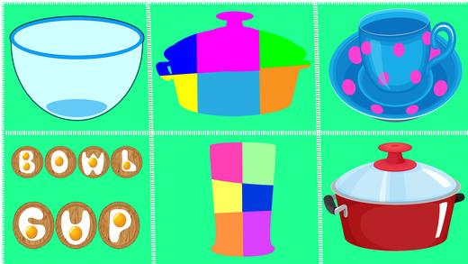 厨具益智游戏为孩子们