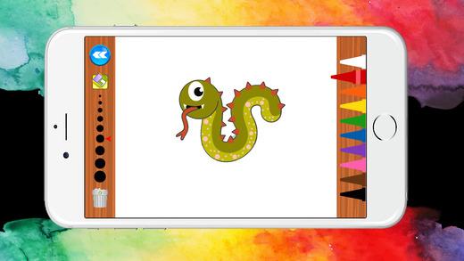 怪物图画书幼儿园游戏