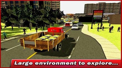 作物收割机模拟器&农用车Sim