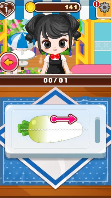 烹饪发烧友  - 做冷面™中文单机游戏