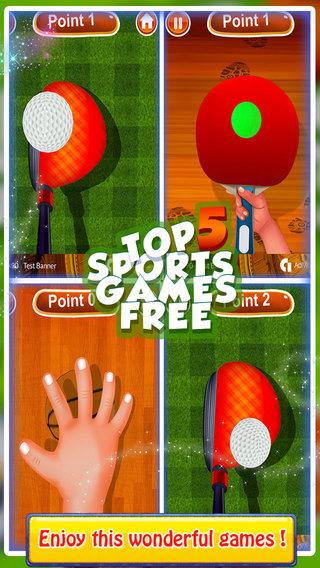 TOP5体育游戏