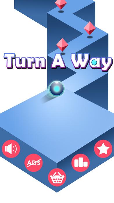 Turn A Way - 奔跑吧小球