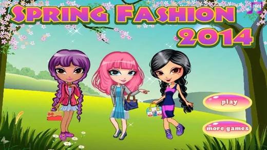 春季时尚 2014