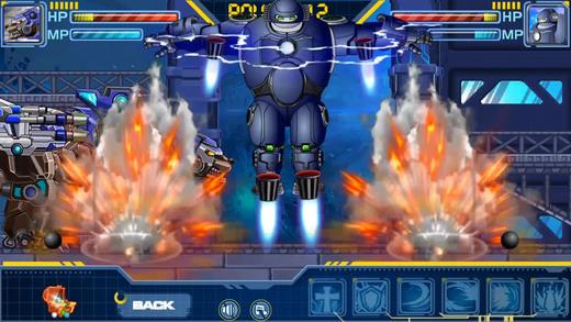 玩具机器人大战:超能英雄机器人