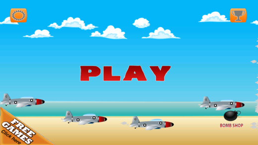 海滩轰炸机突击 - 军事塔驱逐舰