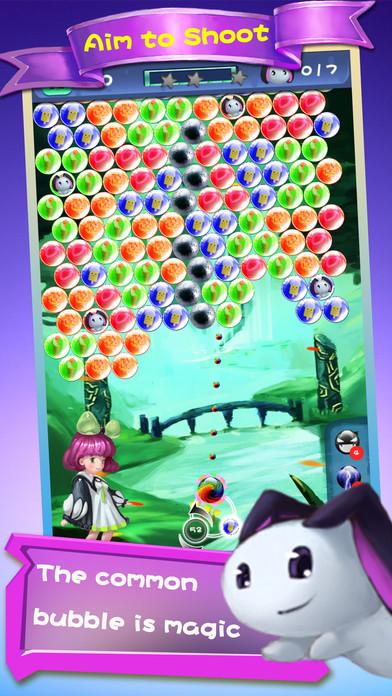 泡泡龙 - 我的天天掌上游戏大作战世界
