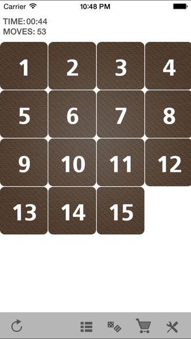 拼图益智游戏适合于儿童和成人(老板拼图)