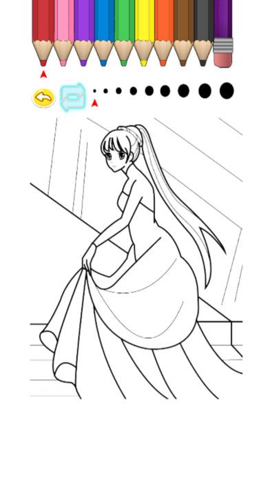 兒童圖畫書 - 可愛的卡通Kuraka